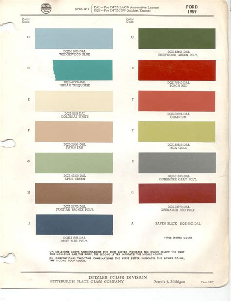 ford exterior paint codes home design inspirations