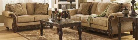 living room ashley furniture buy ashley furniture 3940138 3940135 set cambridge amber