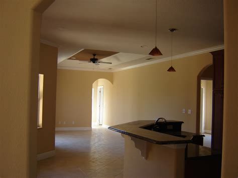 new home interior