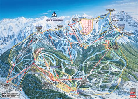ski resort map usa telluride ski resort map