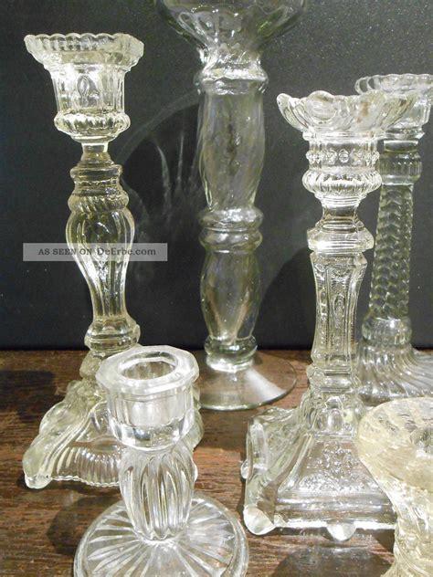 kerzenst 228 nder pressglas bestseller shop mit top marken - Kerzenständer Holz Mit Glas
