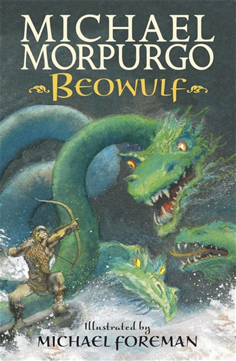 beowulf picture book walker books beowulf