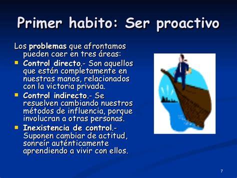 Resumen 7 Habitos by Los 7 Habitos De La Gente Altamente Efectiva