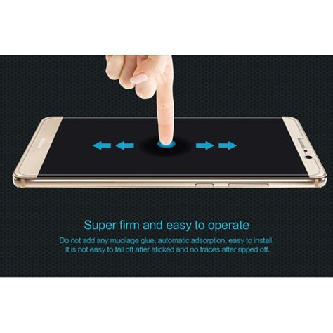 Huawei Mate 9 Tempered Glass Cover huawei mate 9 tempered glass screen protector nillkin
