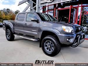 Toyota Tacoma Tires And Rims Toyota Tacoma With 17in Atx Ledge Wheels Exclusively From