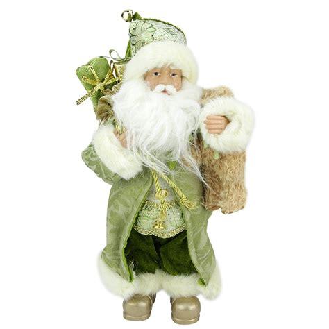 northlight st patrick s irish standing santa claus