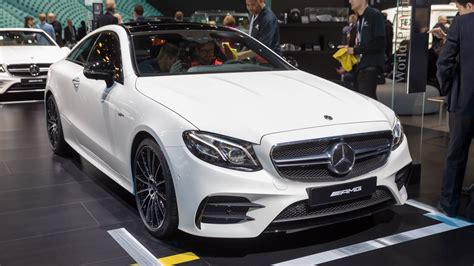Mercedes 2019 Coupe by 2018 Naias 2019 Mercedes Amg E53 Coupe And Cabriolet