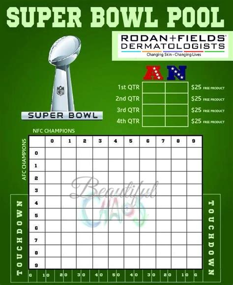 Bowl Fields by Rf Football Giveaway Rodan And Fields Bowl