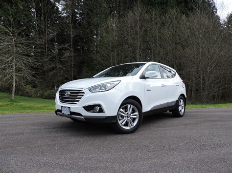 Hyundai Tucson Fuel Cell Price by 2015 Hyundai Tucson Fuel Cell Review Autoguide