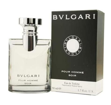 Parfum Bvlgari Soir bvlgari soir 1 7 oz edt eau de toilette spray mens cologne bulgari new 50 ml 788320831060 ebay