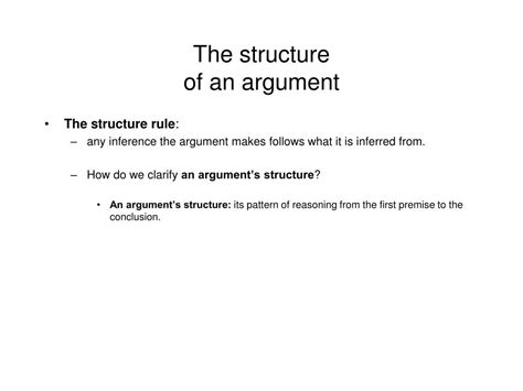the structure of argument books ppt introduction to philosophy lecture 3 formalizing an