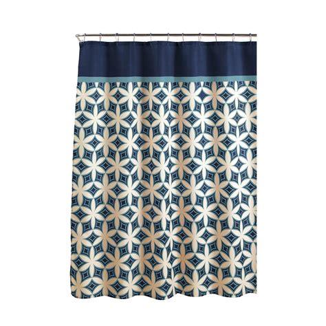 creative shower curtain ideas creative home ideas diamond weave textured 70 in w x 72