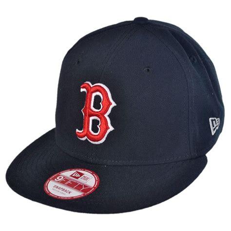 new era boston sox mlb 9fifty snapback baseball cap
