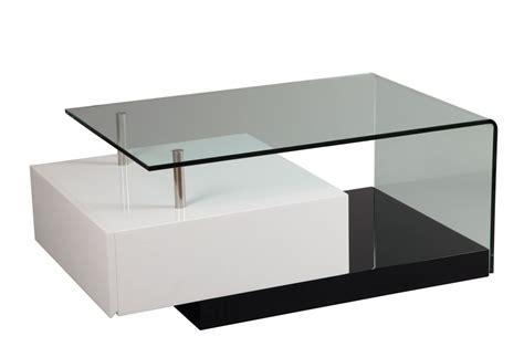 table bout de canapé en verre decoration cuisine bureau neuve