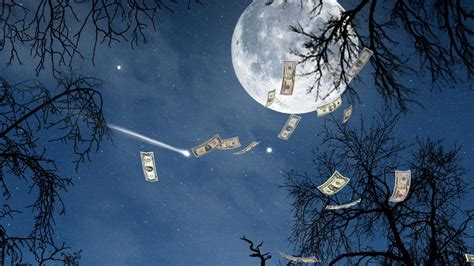 falling money   wallpaper apk