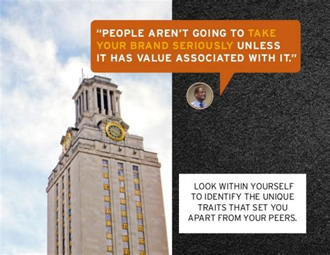 Mccombs Mba Course List by Crash Course In Personal Branding From The Mccombs School