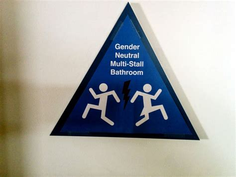 Gender Neutral Bathrooms - what s the backlash against gender neutral bathrooms all about