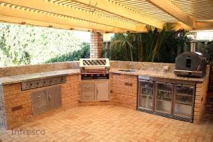 Diy Outdoor Kitchen Cabinets Diy Alfresco Kitchen Infresco Can Provide You With Everything You Need To Create Your Own