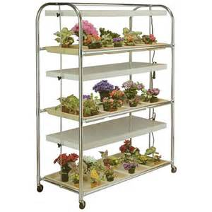 Lighting Cart 3 Tier Grow Light Cart Grow Lights Mats Trays
