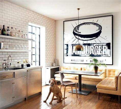 Ballard Design Chandeliers 15 breakfast nooks that will make you a morning person