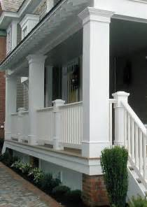 Patio Columns Design Porch Post Idea Porches