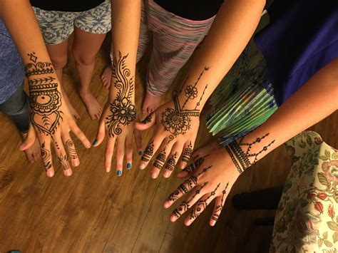 tattooed teens 10 henna designs for and