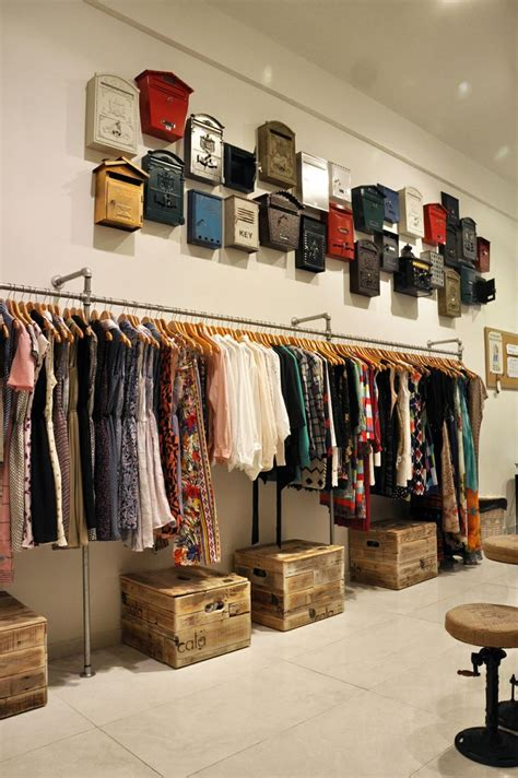 Clothing Boutique Decor by 17 Best Images About Fashion Store Interior On