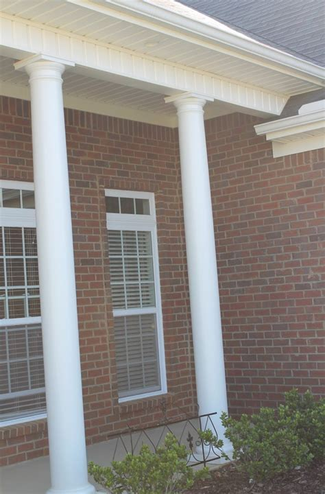 porch column wraps front porch post wraps home design ideas
