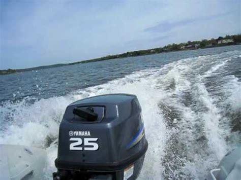 yamaha outboard motor break in period yamaha 25 videolike