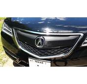 2014  MDX Custom Front Grill Interest AcuraZine
