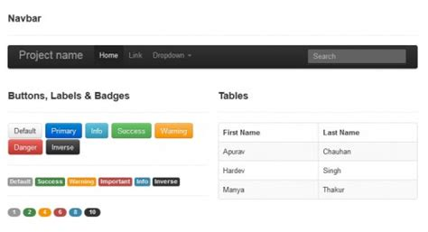 bootstrap themes roller 15 reliable bootstrap tools and generators graphicbubbles