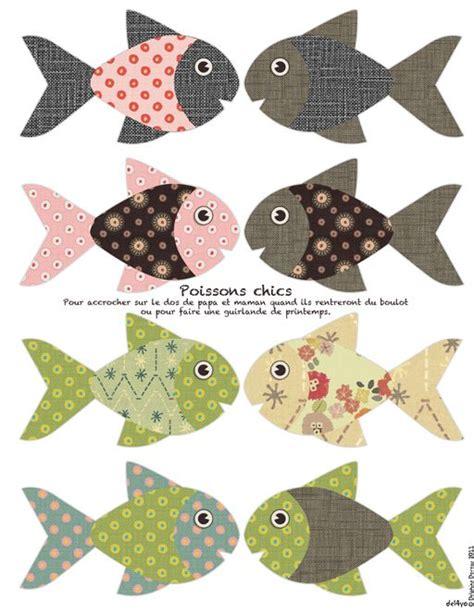 printable fish banner free fish bunting printable freebies pinterest fish