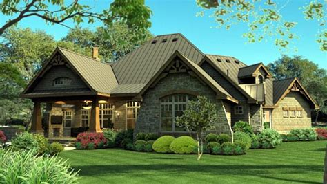 Cottage Craftsman Tuscan House Plan 65869 Tuscan Cottage House Plans