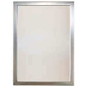 brushed nickel bathroom mirror my web value