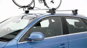 Audi Roof Racks Audi Genuine Accessories Q3 Roof Bars