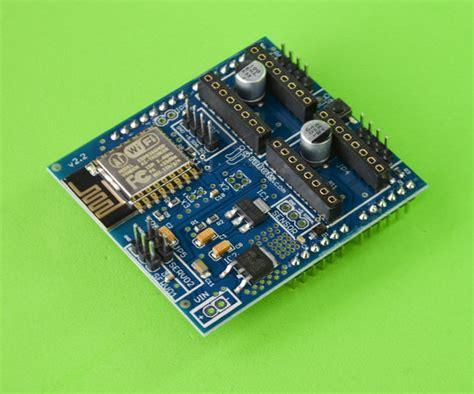 Devia Set 1 jjrobots electronic brain shield v3 1 devia jjrobots
