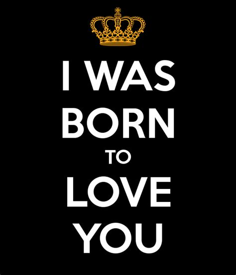 How Was It For You by I Was Born To You Poster Luca Barilli Keep Calm O