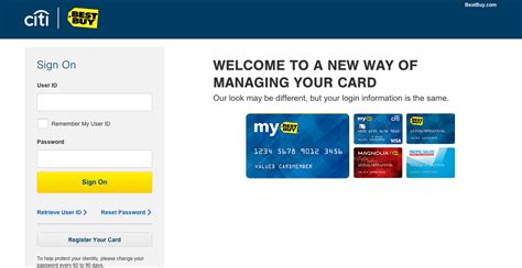 make payment on best buy card best buy credit card login make a payment