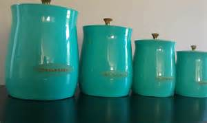 teal kitchen canisters etsy your place to buy and sell all things handmade