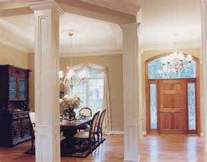 dining room columns dining rooms with columns room ornament