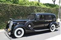 1936 Packard Car