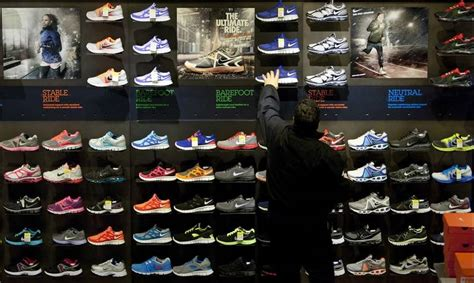 athlete shoes shop running shoes in fashion as sales surge