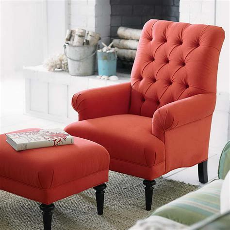 red living room chair most comfortable living room chair winda 7 furniture