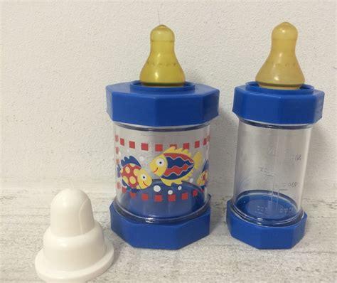 Baby Crib Feeder Vintage Sassy Baby Bottles Infant Feeders Cereal Formula Bottles Baby Food Also Ebay