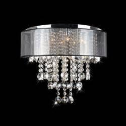 Crystal Bathroom Vanity Light Fixtures Bath Lighting Overstock Room Ornament