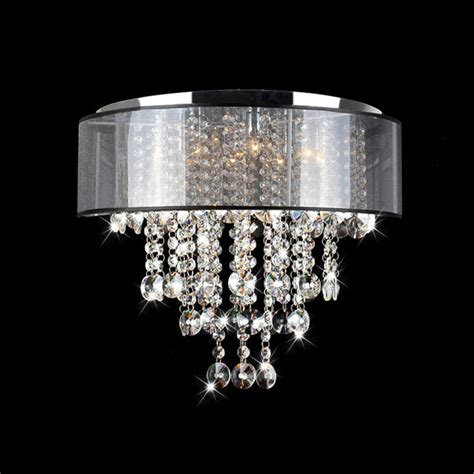 Contemporary Bathroom Chandeliers Bath Lighting Overstock Room Ornament