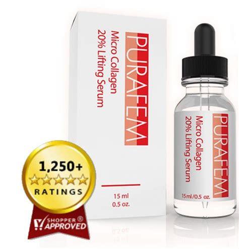 Serum Been Pink argireline serum by purafem anti aging anti aging hexapeptide argireline serum line