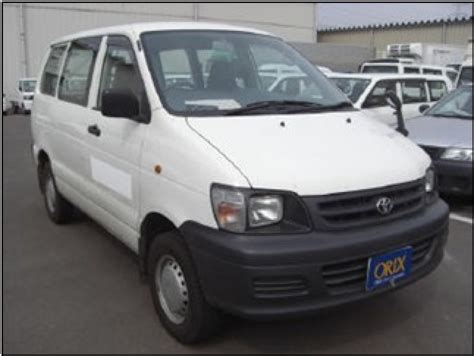 Toyota Townace 4wd Toyota Townace Noah Dx 4wd 2005 Used For Sale