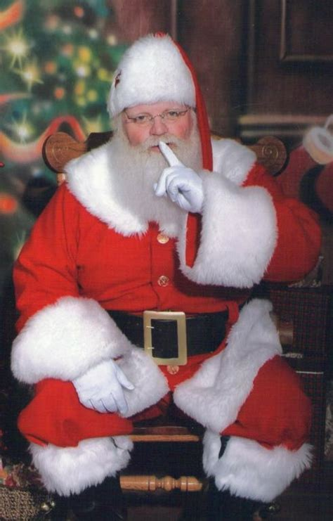real bearded santa claus for hire from the best santa
