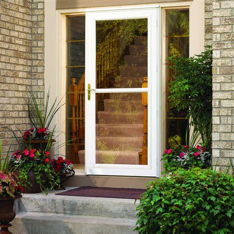 Larson Tradewinds Storm Door 36 X 81 Model 14604092e Ebay Larson Exterior Doors